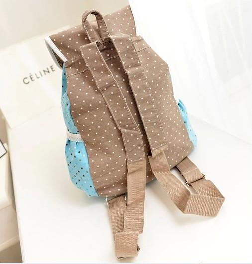 Городской рюкзак. Модный  рюкзак. Рюкзак женский.  Практичный рюкзаки. Код: КРСК39 - фото 8