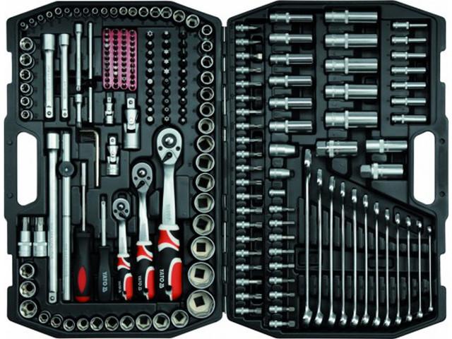 Профессиональный набор инструментов Yato YT-3884 - фото 1