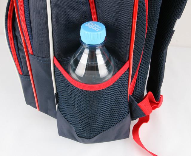 Рюкзак школьный, ортопедический Spider-Man Movie-2 KITE SM15-514S - фото 10