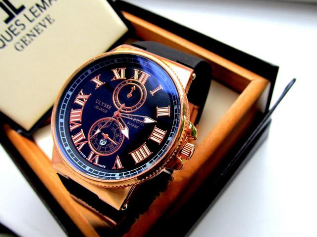 Часы мужские Ulysse Nardin. Наручные часы мужские. Интернет магазин часов. Отличный подарок мужчине. Код: КЧ20 - фото 1
