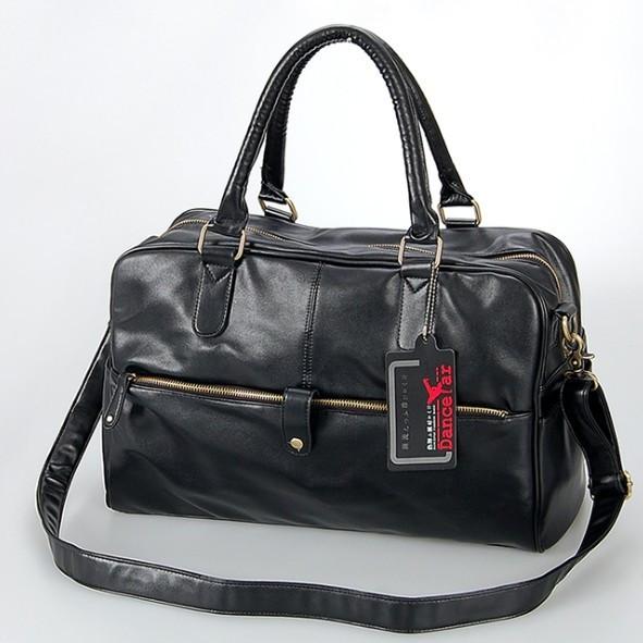 Стильная, модная, дорожная мужская сумка портфель. Сумка в дорогу. Повседневные сумки. Мода. Стиль. Код: КСЕ78 - фото 7