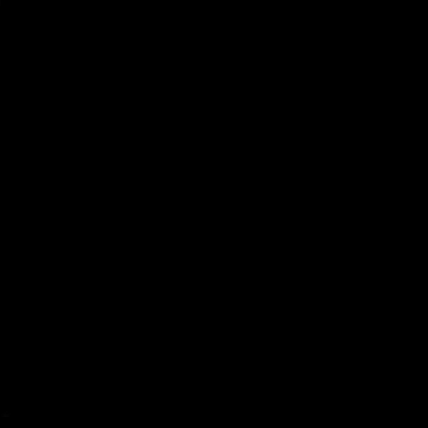 Полка кованая прямая 4 - фото Черный