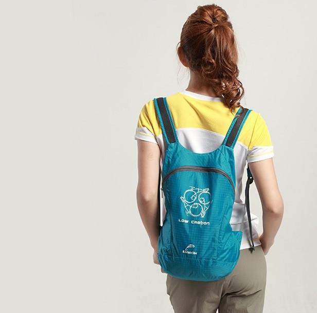Спортивный рюкзак. Современные рюкзаки. Модный рюкзак. Женский рюкзак. Код: КРСК48 - фото 6