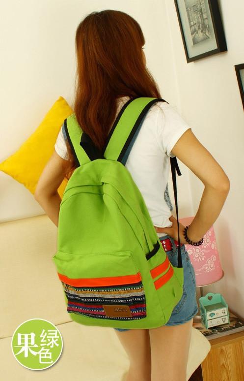 Школьный рюкзак. Модный  рюкзак. Рюкзаки унисекс. Современные рюкзаки. Код: КРСК12 - фото 3
