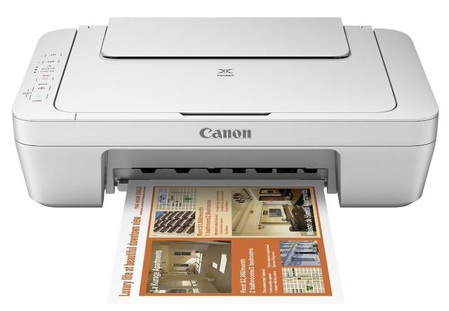 МФУ для печати Canon PIXMA MG2950 (принтер/сканер/копир) - фото 3