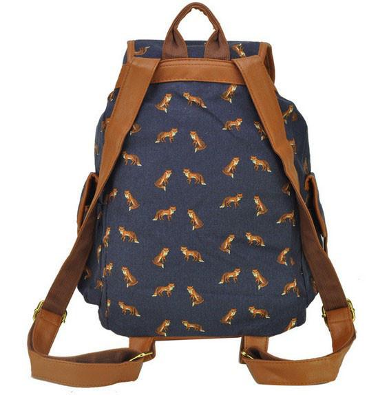 Городской рюкзак. Женский рюкзак. Современные рюкзаки Softback. Рюкзаки с рисунками. Качество. Код: КСР6-1 - фото 3