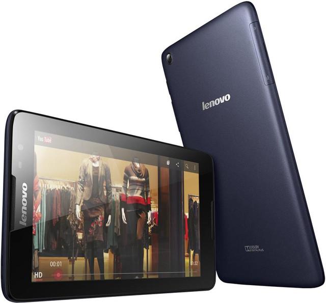 Планшет. Lenovo IdeaTab A5500. 8 дюймов. 4 ядра. Оригинал. На гарантии. Интернет магазин планшетов. Код: КТС38 - фото 1