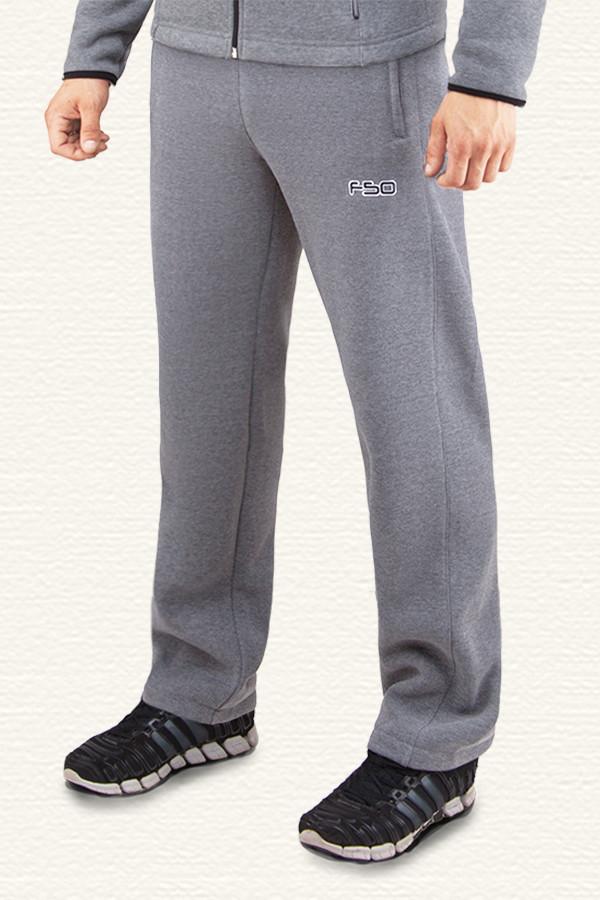 Удобный спортивные штаны. Штаны для спорта. Мужские спортивные штаны. Штаны для тренировок. Код: КБН35 - фото 3
