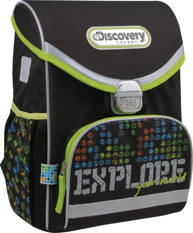 Рюкзак школьный, ортопедический Discovery KITE DC15-529S - фото 1