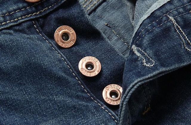 Стильные и модные джинсы Diesel Adidas. Качественные джинсы. Мужские джинсы. Купить в интернете. Код: КДН990 - фото 14