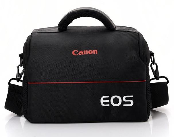 Отличная сумка Canon EOS. Фотосумка Кэнон. Высокое качество. Вместительная сумка. Купить сумку. Код: КДН1079 - фото 1
