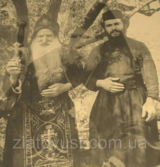Отцы-святогорцы и святогорские истории. Старец Паисий - фото 2