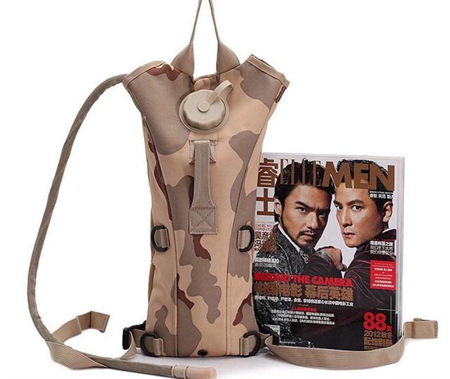 Спортивный рюкзак. Стильный  рюкзак. Мужской рюкзак.  Тактическая сумка. Код: КРСК22 - фото 10