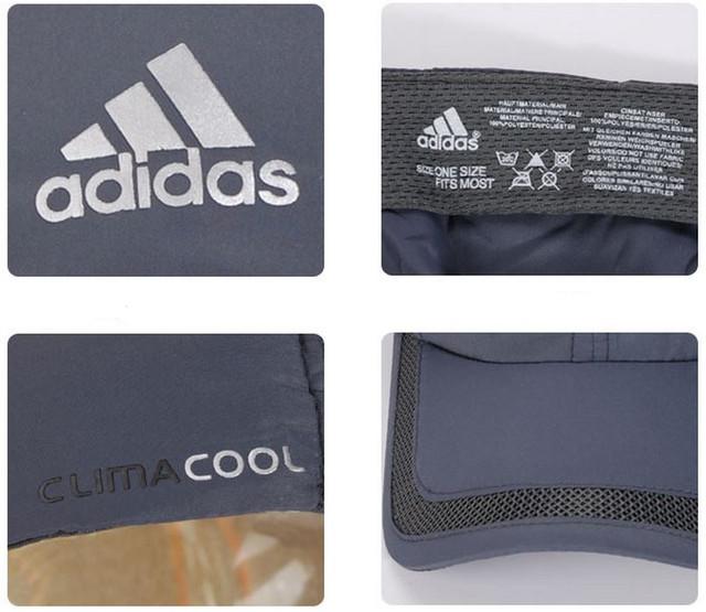 Дышащие кепки, бейсболки Adidas. Удобный головной убор. Интернет магазин. Оригинальная кепка. Код: КЕ560 - фото 8