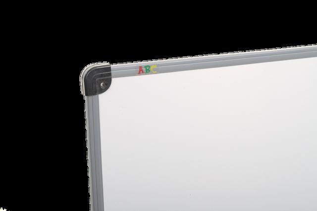 Маркерная доска ABC Office Эконом 90 x 60 см, пластиковая рама - фото 3