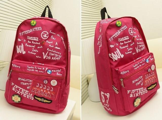 Городской рюкзак. Модный  рюкзак. Рюкзак женский.  Современные рюкзаки. Код: КРСК25 - фото 7