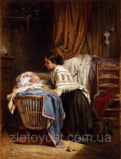 Слезы матери. О великой силе материнской молитвы за детей - фото 1