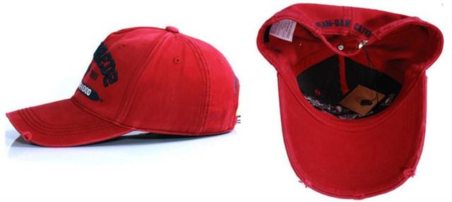 Стильная бейсболка DSQUARED2. Оригинал. Отличное качество. Интересный дизайн. Купить онлайн. Код: КДН295 - фото 9