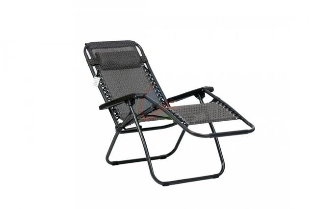 Садовое кресло лежак шезлонг Gravity Tytan - фото 2