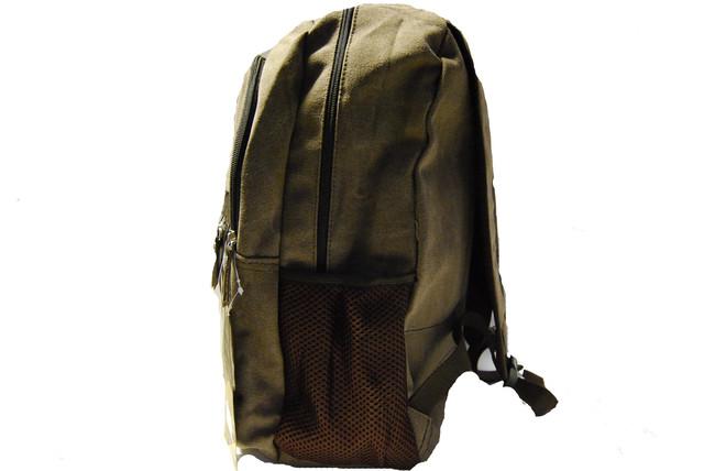 Городской стильный рюкзак. Повседневный  рюкзак. Рюкзаки унисекс. Современные рюкзаки. Код: КРСС11 - фото 3