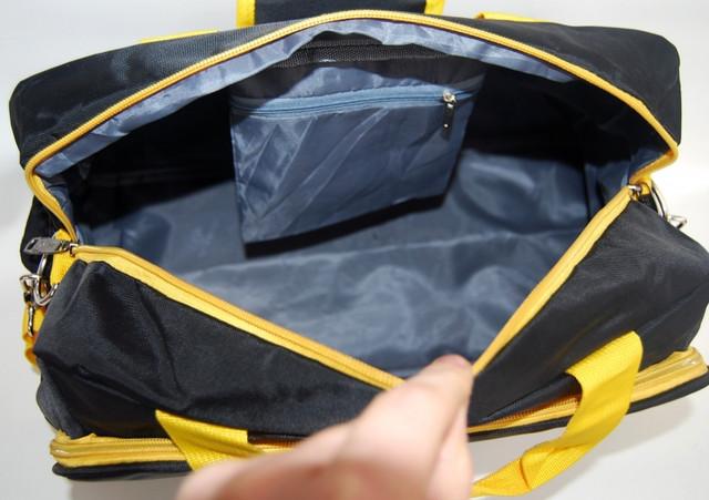 Спортивная сумка. Дорожная сумка. Сумка для фитнеса. Модная сумочка. Сумка с новой коллекции. Код: КЕ317 - фото 8