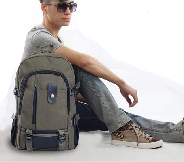 Городской рюкзак. Повседневный  рюкзак. Рюкзак Мужской. Современные рюкзаки. Код: КРСК50 - фото 6