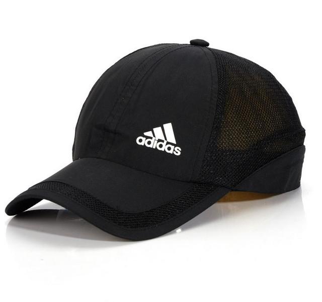 Дышащие кепки, бейсболки Adidas. Удобный головной убор. Интернет магазин. Оригинальная кепка. Код: КЕ560 - фото 2