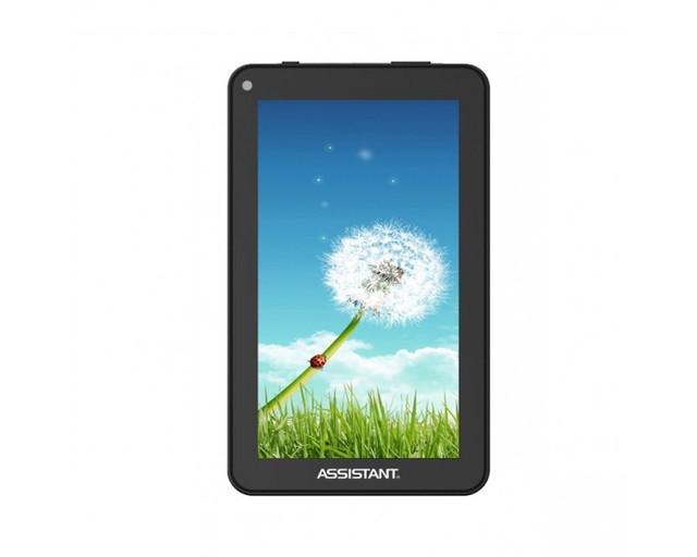 7-ми дюймовый планшет Assistant AP-720. 4 Гб. Планшет на ОС Android 4.1.1. Интернет магазин. Код: КТМТ154 - фото 1