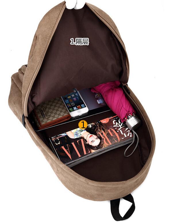 Школьный рюкзак. Модный  рюкзак. Рюкзаки женский.  Современные рюкзаки. Код: КРСК54 - фото 8