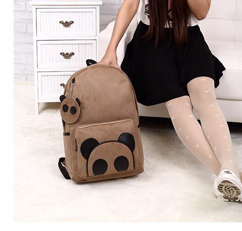 Школьный рюкзак. Модный  рюкзак. Рюкзаки женский.  Современные рюкзаки. Код: КРСК54 - фото 7