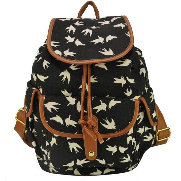 Городской рюкзак. Женский рюкзак. Современные рюкзаки Softback. Рюкзаки с рисунками. Качество. Код: КСР6-1 - фото 4