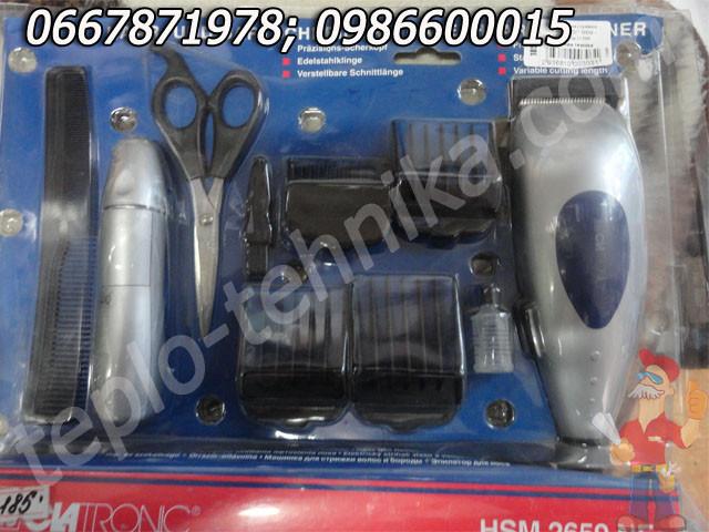 Инструмент для ухода за волосами (машинки для стрижки, фены, плойки, утюжки) - фото 1