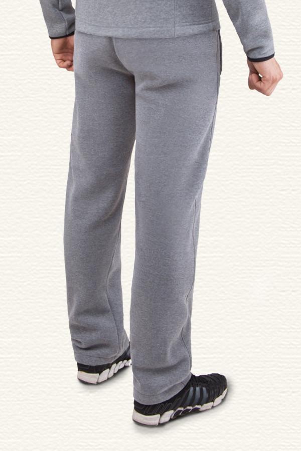 Удобный спортивные штаны. Штаны для спорта. Мужские спортивные штаны. Штаны для тренировок. Код: КБН35 - фото 4