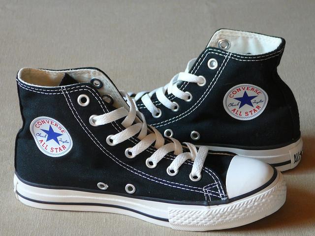 Стильные кеды Converse. Недорогие кеды. Молодежная обувь. Качественная обувь. Производитель Вьетнам. КТМ217-2 - фото 5