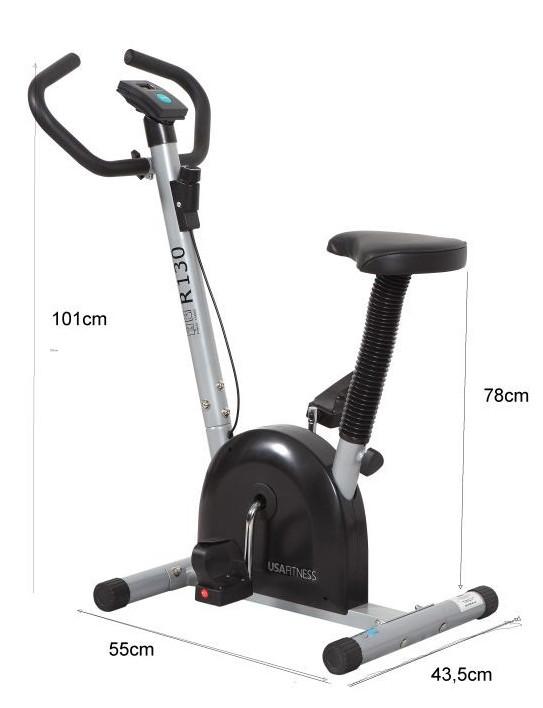 Велотренажер R130 Energic Body (механический велотренажер для дома) - фото 3