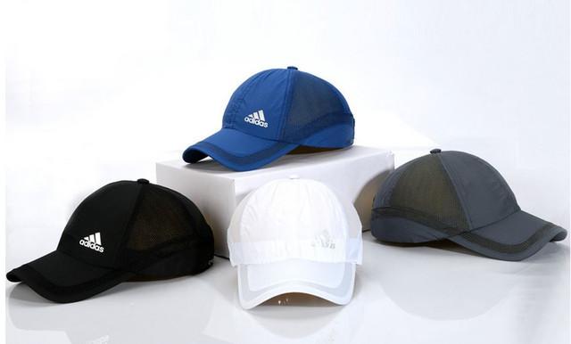 Дышащие кепки, бейсболки Adidas. Удобный головной убор. Интернет магазин. Оригинальная кепка. Код: КЕ560 - фото 9