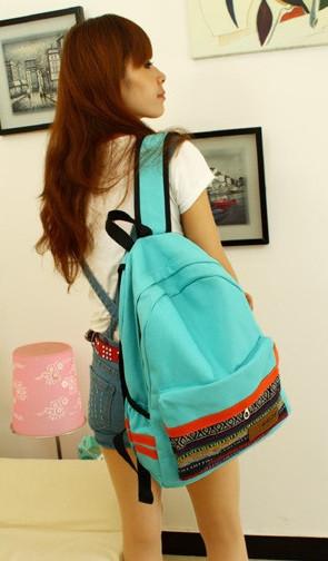 Школьный рюкзак. Модный  рюкзак. Рюкзаки унисекс. Современные рюкзаки. Код: КРСК12 - фото 2