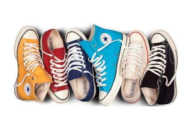 Стильные кеды Converse. Недорогие кеды. Молодежная обувь. Качественная обувь. Производитель Вьетнам. КТМ217-2 - фото 8