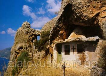 Одна ночь в пустыни Святой горы. Беседы с пустынником об Иисусовой молитве. Митрополит Иерофей (Влахос) - фото 6