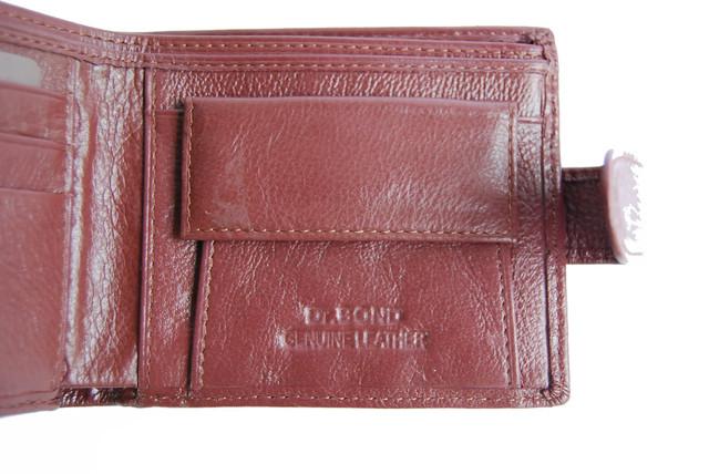 Кожаный мужской кошелек, портмоне, бумажник из кожи. Качество. НАТУРАЛЬНАЯ КОЖА! Код: КСЕ10 - фото 3
