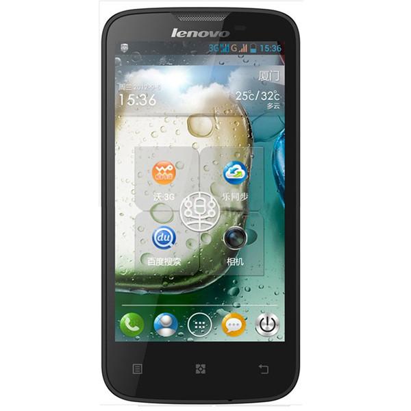 Качественный смартфон Lenovo A830. Недорогой смартфон. Смартфон на гарантии. Интернет магазин. Код: КТМТ2 - фото 8