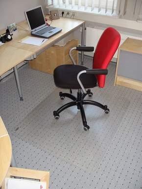 Отличная защита напольного покрытия. Защитный коврик под стул. Хорошее качество. Доступная цена. Код: КДН932 - фото 9
