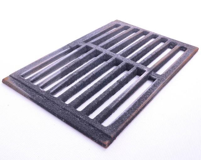 Печь буржуйка стальная 160м2 7 шамотных кирпичей с чугунной плитой - фото 5