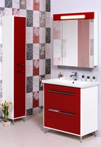 Коллекция мебели для ванных комнат Мойдодыр Париж 60