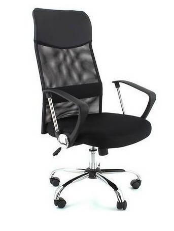 Офисное кресло Prestige Signal Q-025 Black (OBRQ025Z) - фото 2