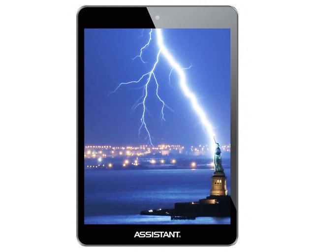 Стильный планшет Assistant AP. 8GB. Качественный планшет. Гарантия. Интернет магазин. Новинка. Код: КТМТ33 - фото 1