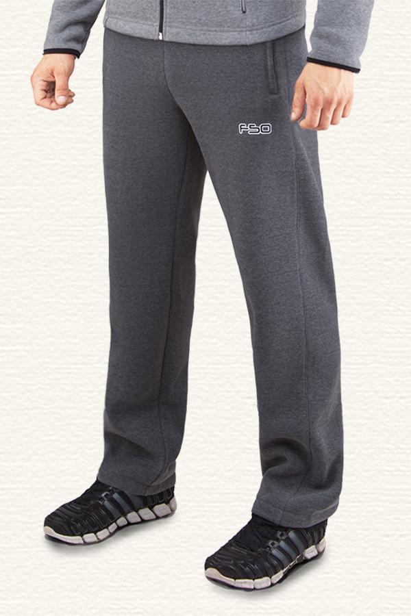 Удобный спортивные штаны. Штаны для спорта. Мужские спортивные штаны. Штаны для тренировок. Код: КБН35 - фото 1