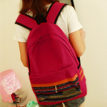 Школьный рюкзак. Модный  рюкзак. Рюкзаки унисекс. Современные рюкзаки. Код: КРСК12 - фото 5