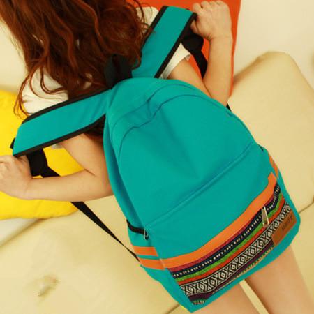 Школьный рюкзак. Модный  рюкзак. Рюкзаки унисекс. Современные рюкзаки. Код: КРСК12 - фото 4