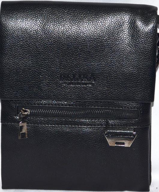 Оригинальная мужская сумка. Высокое качество. Деловой стиль. Практичная сумка. Купить онлайн. Код: КДН944 - фото 3